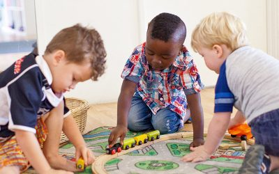 7 Tips to settle your child in childcare