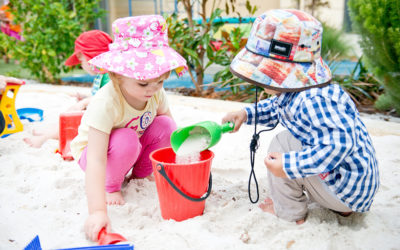 Outdoor Environments provide for Investigation, risk taking and stimulation